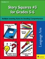 Story Squares #3 for Grades 5-6