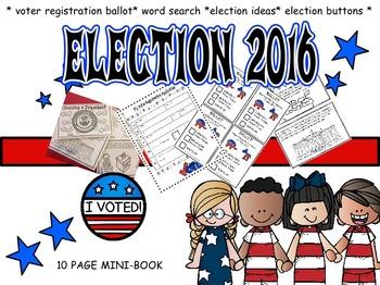 ELECTION 2016: Choosing a President