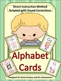 ESL Activities:  Newcomers and Early Primary Letter/Sound