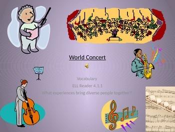 World Concert 4.1.1