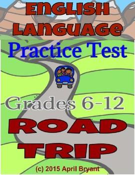 ELPA 21 Practice Exam Road Trip Theme
