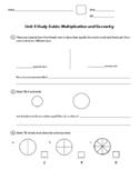 EM4/Everyday Math 4; Grade 4 Study Guides - Units 3-8