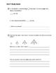 EM4/Everyday Math 4; Grade 4 - Unit 7 Study Guide: Whole N