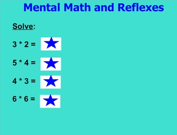 EM4 - Everyday Math Unit 2 - Grade 4 (Common Core Aligned)