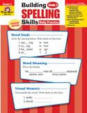 Building Spelling Skills, Grade 3 (Enhanced eBook)