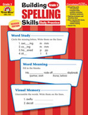 Building Spelling Skills, Grade 3 (Enhanced eBook)