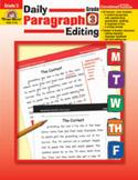 Daily Paragraph Editing: Grade 3 (Enhanced eBook)