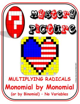 EMOJI - Radicals: Multiplying Mono by Mono & Mono by Binom