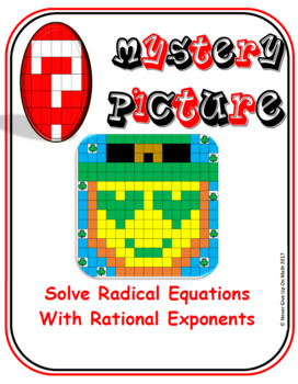 EMOJI - Solve Radical Equations with Rational Exponents