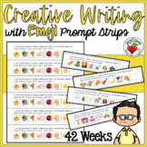 EMOJI WRITING STRIPS 42 Weeks of Writing Prompts for Rebus