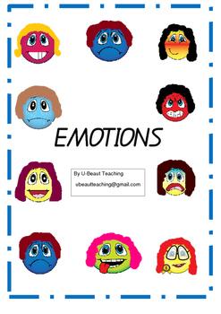 I've Got a Feeling by Stephanie Owen Reeder EMOTIONS