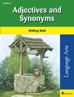 Adjectives and Synonyms