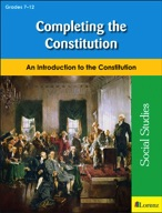 Completing the Constitution