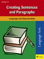 Creating Sentences and Paragraphs