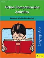 Fiction Comprehension Activities