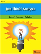 Just Think! Analysis - Gr 4