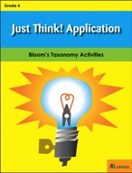 Just Think! Application - Gr 4