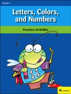 Letters, Colors, and Numbers