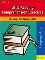 Little Reading Comprehension Exercises