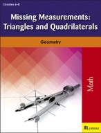 Missing Measurements: Triangles and Quadrilaterals