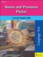 Nouns and Pronouns Packet