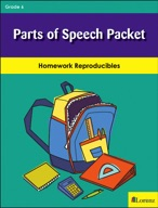 Parts of Speech Packet