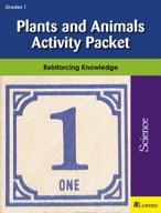 Plants and Animals Activity Packet