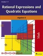 Rational Expressions and Quadratic Equations