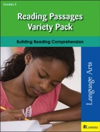 Reading Passages Variety Pack