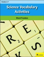 Science Vocabulary Activities