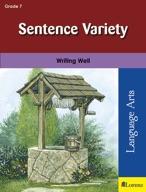 Sentence Variety
