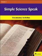 Simple Science Speak