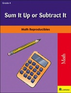 Sum It Up or Subtract It