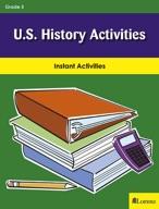 U.S. History Activities