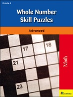 Whole Number Skill Puzzles: Advanced