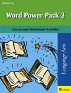 Word Power Pack 3 for Grades 5-6