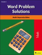 Word Problem Solutions