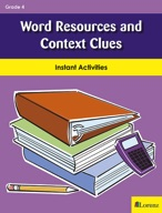 Word Resources and Context Clues