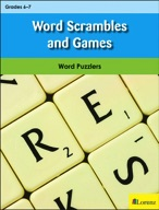 Word Scrambles and Games