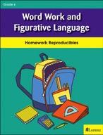 Word Work and Figurative Language