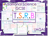 ENTIRE (2 years) GCSE Science Revision Mats (B1, B2, C1, C