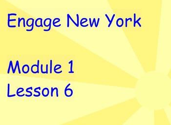 ENY Module 1 Lesson 6