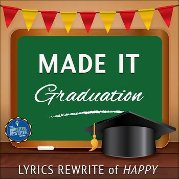 Graduation Song Lyrics for Happy