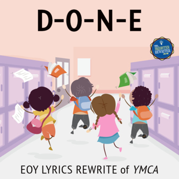 End of the Year Song Lyrics for YMCA