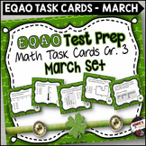 EQAO Math Task Cards - Grade 3 - March Set
