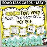EQAO Math Task Cards - Grade 3 - May Set