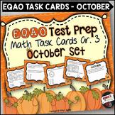 EQAO Math Task Cards - Grade 3 - October Set