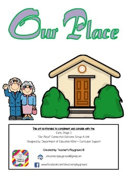 ES1 - 'Our Place' COGs Workbook