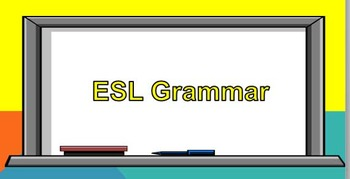 ESL & Basic Grammar Review Worksheet Packet