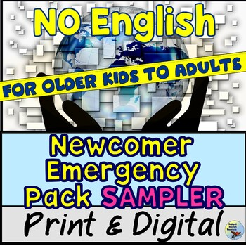 ESL Newcomer Emergency Pack Sampler